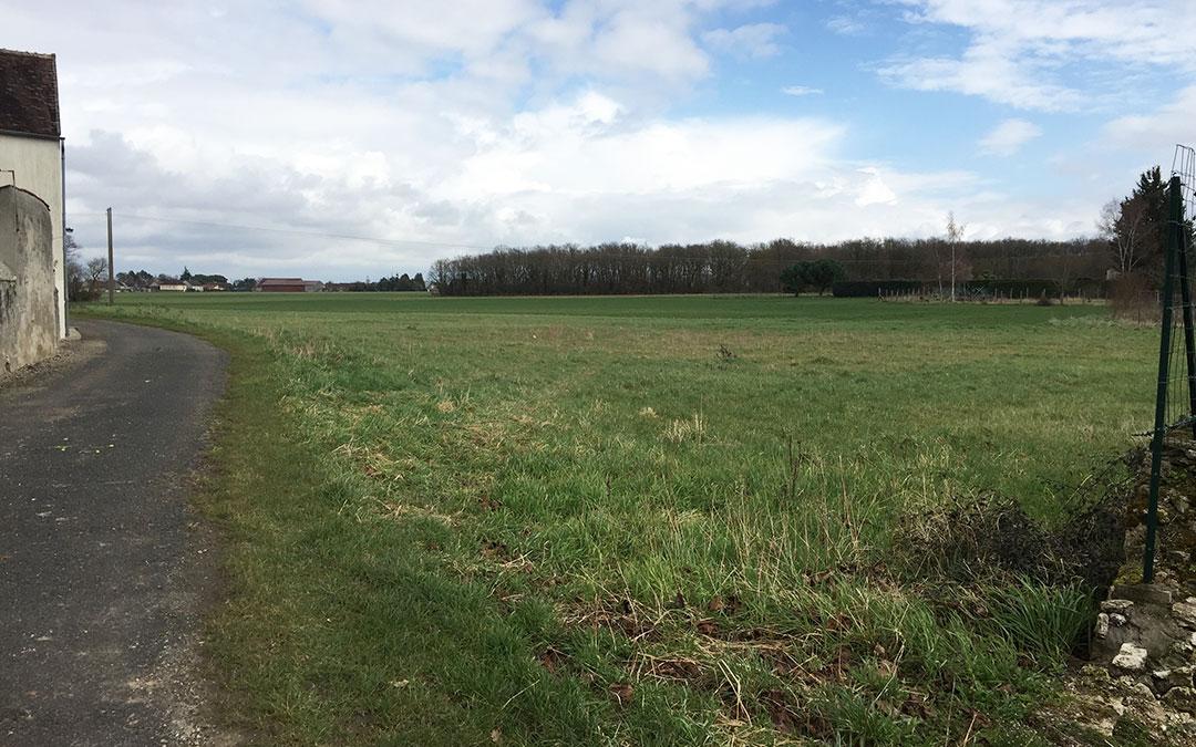 RARE : Deux terrains à bâtir à Corbeval